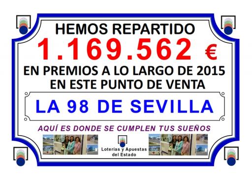 PREMIOS REPARTIDOS A LO LARGO DEL 2015 001