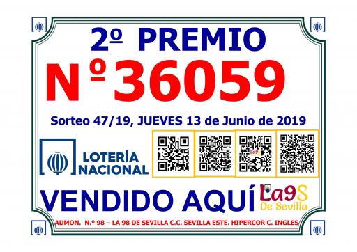 2 PREMIO LOTERIA DEL JUEVES 3056 13 06 19 001